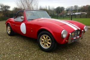 AC ACE MK1 LE MANS RE-CREATION - SUPER LITTLE SPORTS CAR THROUGHOUT - POSS PX  Photo