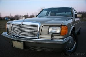 1987 Mercedes Benz 300SDL 300 SDL Turbo DIESEL Southern Car CLEAN RARE