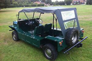 Only 12k mile timewarp Austin Mini Mk1 Moke For Sale (1967)