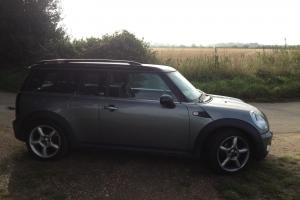 2010 MINI COOPER GRAPHITE CLUBMAN - LOW MILEAGE - GREAT CONDITION - LOTS EXTRAS