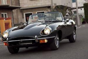 Jaguar e type 1970 Roadster, nut and bolt restored, superb highest quality