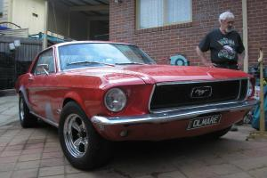 Ford 68 Mustang Coupe Warm 302 Auto 5 2014 REG Drives Perfect N E OF Melbourne