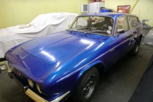 Reliant Scimitar Se5 (pre tax)been in storeage since 2002.