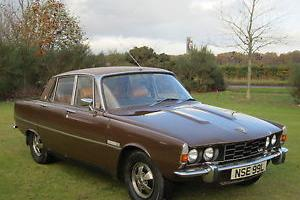ROVER 3500s ONE OWNER FROM NEW