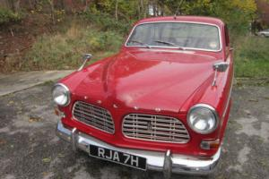 1970 VOLVO 112S COUPE 4 SPEED -1998CC (red)
