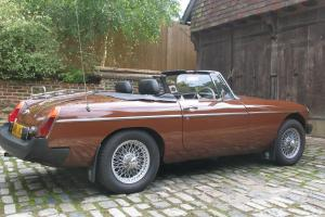 MGB Roadster STUNNING/RESTORED  Photo