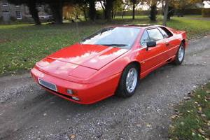 Lotus Esprit S4 (X180) n/a 1988 Bright Red  Photo