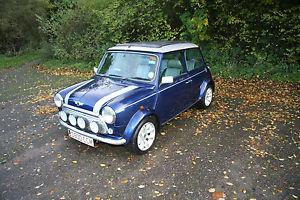 2001 ROVER MINI CLASSIC COOPER S500 MULTI-COLOURED  Photo