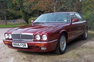 1995 JAGUAR 3.2 XJ6 AUTOMATIC JUST 59000 GENUINE MILES WITH FJSH