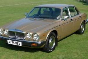 1983 DAIMLER SOVEREIGN 4.2 AUTO BEIGE