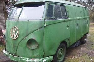 VW Split Screen Kombi Panel VAN 1955