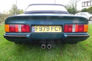 1989 TVR S 247 lb ft Monster