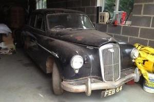 1955 Wolseley 4/44  Photo