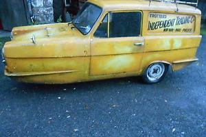 RELIANT REGAL VAN ,TROTTERS VAN, DEL BOY VAN,SUPERVAN 3,FOOLS AND HORSES