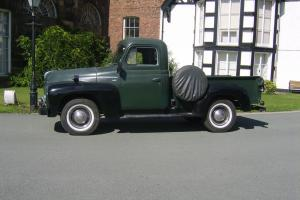 1950 INTERNATIONAL HARVESTER classic american pickup truck not dodge chevy