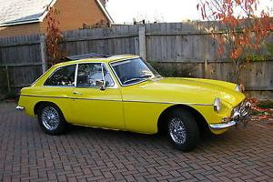 MGB GT EXCELLENT CONDITION  Photo