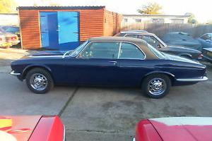 1975 JAGUAR XJ 4.2 C AUTO BLUE COUPE