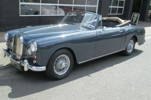 Alvis TD 21 Series 2 drophead coupe automatic 1962