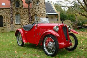 Austin 7 Moth 1929 Roadster In Outer Adelaide Sa