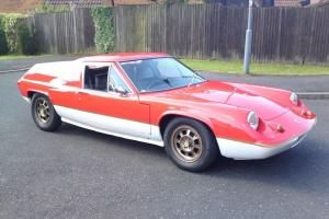 1970J LOTUS EUROPA S2, LOVELY USABLE CAR, 50 PHOTOS