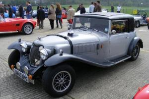 Rare Imperial Jackal Classic Car - Like Morgan, MG, Panther Kit Hot Rod