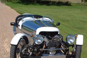 Aero Cycle Car Morgan JZR Triking trike 3 three wheeler classic Moto Guzzi