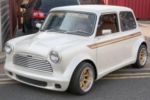 1992 ROVER Classic MINI Custom Built Show Car Modified by Profusion Customs