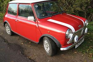 1996 ROVER MINI COOPER 1275cc MPI MULTI-COLOURED