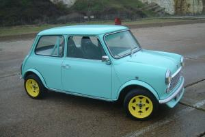CLASSIC MINI 1275 SUPERCHARGED 1993 SHOW CAR NEW MOT  Photo