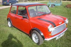 Classic Mini, 1275cc, Rover, Austin  Photo