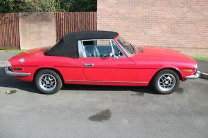 Triumph Stag - Good Condition tax exempt