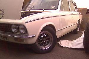 Triumph Dolomite Sprint, fully restored, almost everything replaced  Photo
