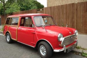 1968 Mini Countryman (Woody)