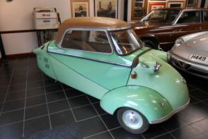 Messerschmitt KR200 barn find
