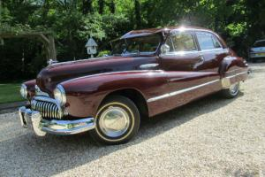 Buick SUPER 1947 OUTSTANDING CAR