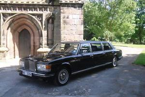 Rolls Royce Limousine 6 Door LOW MILEAGE suitable for funeral hire or weddings