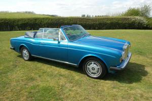 1976 ROLLS ROYCE Corniche Convertible  Photo