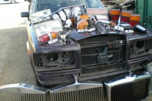 Rolls Royce Shadow 11 PLUS MANY OTHERS breaking 4 parts