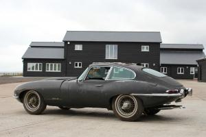 1963 JAGUAR E TYPE SERIES 1 - 3.8 - Aluminium dash - LHD - MATCHING NUMBERS