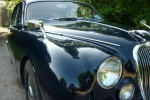 Jaguar S TYPE Classic 1965 3.4 Auto in Blue with Grey Leather - not MkII
