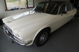 1977 JAGUAR 5.3 XJ12 L AUTO WHITE  Photo