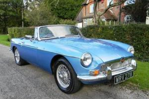 1972 MG B Roadster  Photo