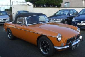 MG/ MGF B roadster  Photo