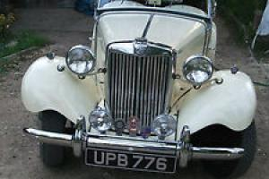 MG TD Mark II CREAM  Photo