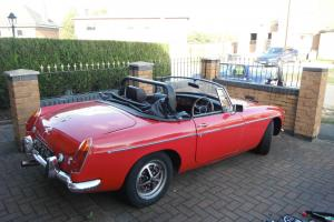 Classic MGB Roadster  Photo