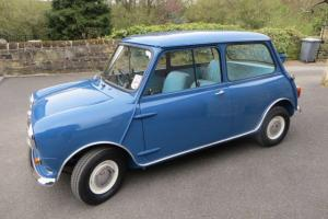 1964 TAX EXEMPT MORRIS MINI MK1 ORIGINAL AND STUNNING NICEST YOU WILL SEE