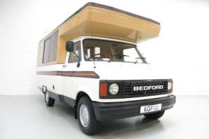 An Original Superbly Equipped 4-berth Bedford CF250 Autosleeper