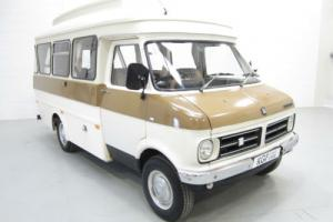 A Bedford CF Dormobile Landcrusier, Coachbuilt and Packed with Home Comforts.