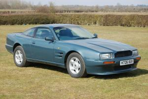 1990 ASTON MARTIN VIRAGE COUPE MANUAL
