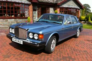 1987 Bentley Eight 79k LPG  Photo
